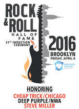 Movie The 31st Rock and Roll Hall of Fame Induction Ceremony