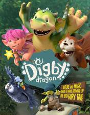 Movie Digby Dragon