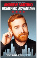 Andrew Santino: Home Field Advantage