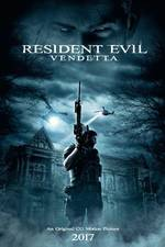 Movie Resident Evil: Vendetta