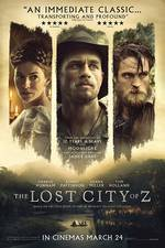Movie The Lost City of Z