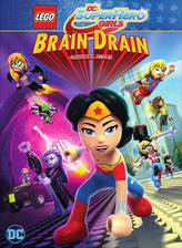 Movie Lego DC Super Hero Girls: Brain Drain