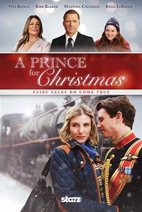 A Prince for Christmas (Small Town Prince)