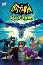 Movie Batman vs. Two-Face