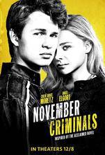 Movie November Criminals