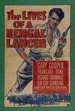 Movie The Lives of a Bengal Lancer