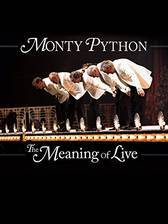 Movie Monty Python: The Meaning of Live