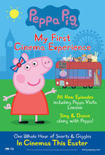 Movie Peppa Pig: My First Cinema Experience