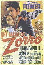 Movie The Mark of Zorro