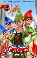 Movie Sherlock Gnomes (Gnomeo & Juliet 2)