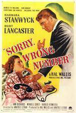 Movie Sorry, Wrong Number