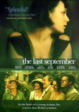 Movie The Last September