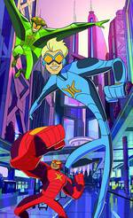 Movie Stretch Armstrong & the Flex Fighters