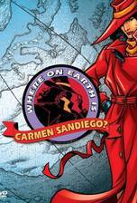 Movie Where on Earth Is Carmen Sandiego?