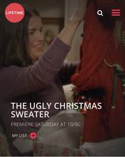 Movie The Ugly Christmas Sweater