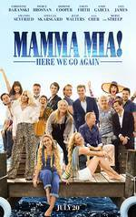 Movie Mamma Mia! Here We Go Again