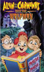 Movie Alvin and the Chipmunks Meet the Wolfman