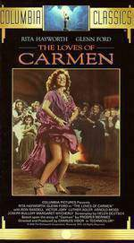 Movie The Loves of Carmen
