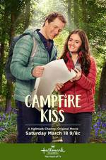 Movie Campfire Kiss