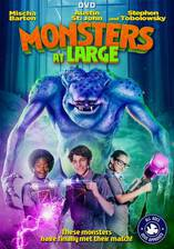 Movie Monsters at Large