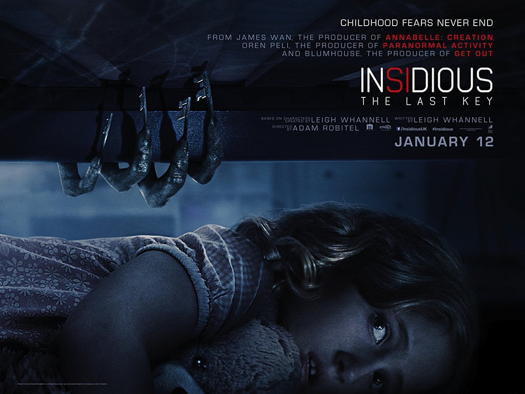 Watch Insidious The Last Key 2018 Full Movie Online