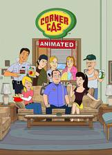 Movie Corner Gas Animated