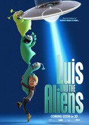 Luis and His Friends from Outer Space (Luis & the Aliens)