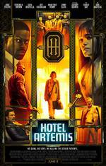 Movie Hotel Artemis
