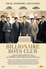 Movie Billionaire Boys Club
