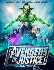 Movie Avengers of Justice: Farce Wars