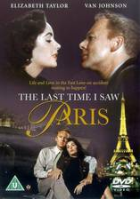Movie The Last Time I Saw Paris