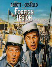 Movie Abbott and Costello in the Foreign Legion