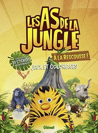 Les As de la Jungle a la Rescousse (La panda de la selva... ¡al rescate!)