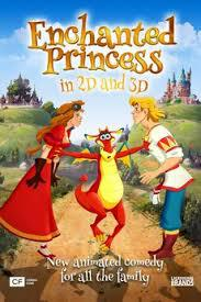 Enchanted Princess (Chudo-Yudo: The Dragon and the Prince)