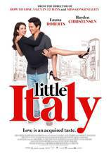 Movie Little Italy