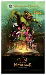 Movie Peter Pan: The Quest for the Never Book