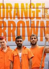 Movie Orange is the New Brown