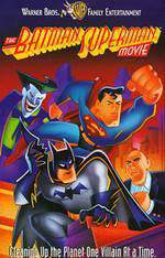 Movie The Batman Superman Movie: World's Finest