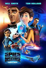 Movie Spies in Disguise
