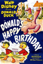Movie Donald's Happy Birthday