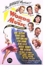 Movie Words and Music