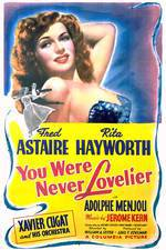 Movie You Were Never Lovelier