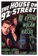 Movie The House on 92nd Street