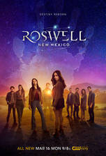 Movie Roswell, New Mexico