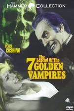 Movie The Legend of the 7 Golden Vampires