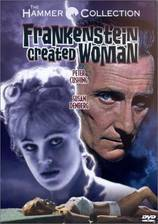 Movie Frankenstein Created Woman