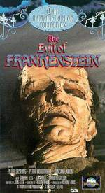 Movie The Evil of Frankenstein