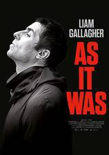 Movie Liam Gallagher: As It Was