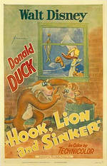 Movie Hook, Lion and Sinker