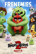 Movie The Angry Birds Movie 2